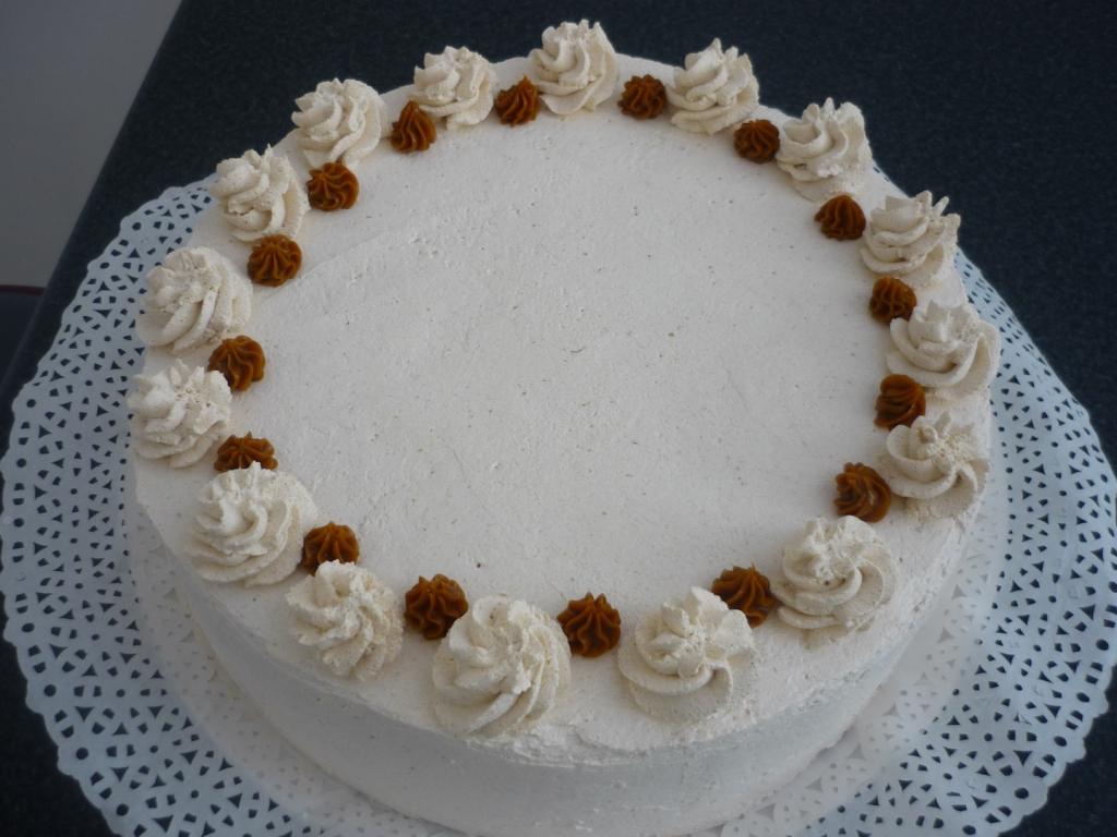 Torta Panqueque Lúcuma Manjar