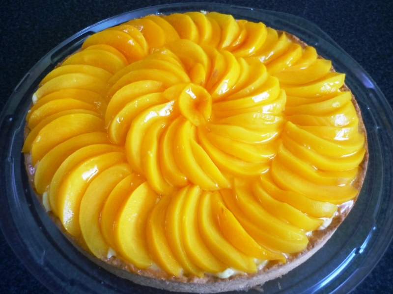 Kuchen de Frutas Light