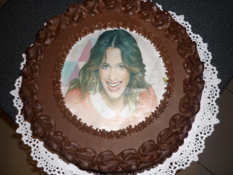 Torta de Chocolate Manjar y Nuez