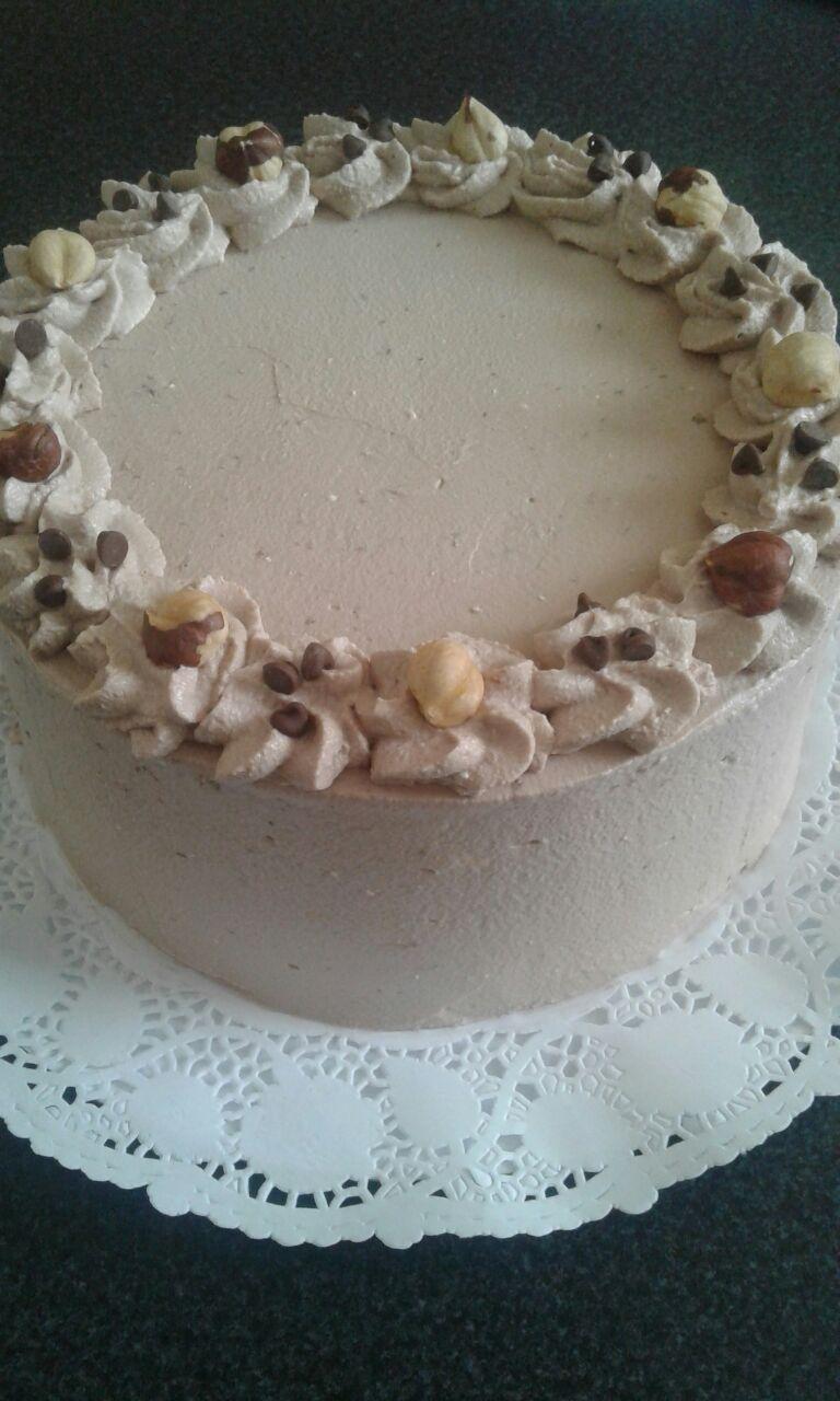 Torta de Nutella Trufa