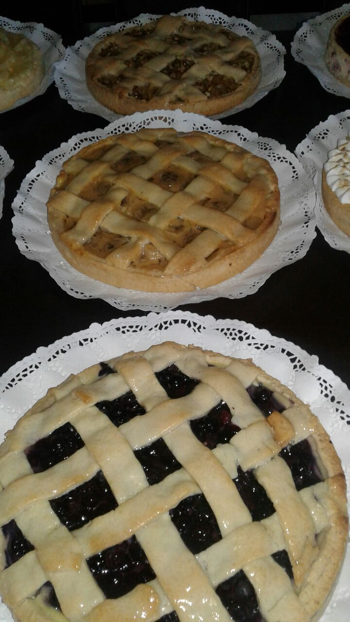 Tartaleta de Frutas Light