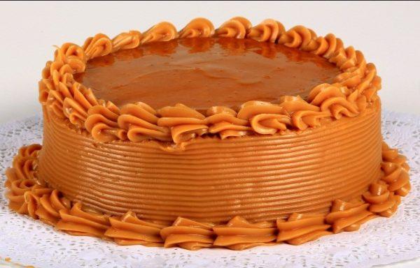 Torta Panqueque Manjar